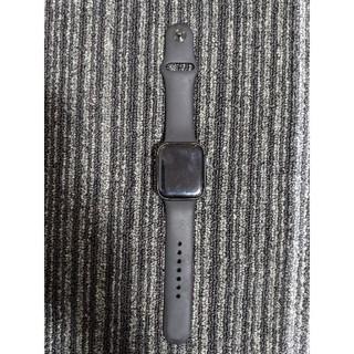 アップルウォッチ(Apple Watch)のapplewatch series4 44mm GPSのみ(腕時計(デジタル))