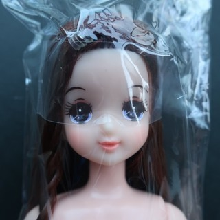 プルルンちゃん  -1 おたのしみドール ESCドール リカちゃんキャッスル(ぬいぐるみ/人形)