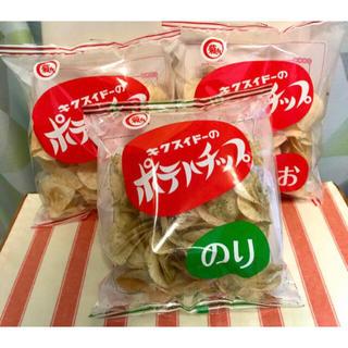 キクスイドー ポテトチップ 3袋