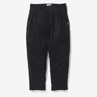 W)taps - 20FW WTAPS TUCK / TROUSERS FLANNEL