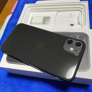 iPhone - 【綺麗】iPhone 11 64GB SIM フリー