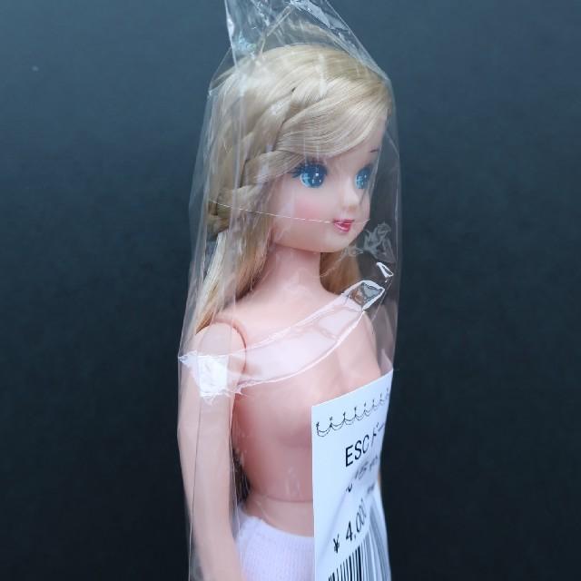 みいちゃん  -1 おたのしみドール ESCドール リカちゃんキャッスル キッズ/ベビー/マタニティのおもちゃ(ぬいぐるみ/人形)の商品写真