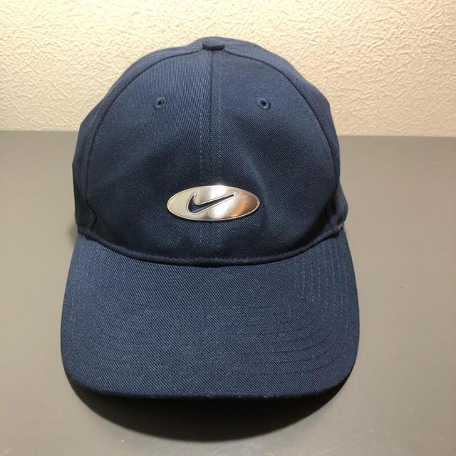 NIKE(ナイキ)の'90s〜'00s NIKE metal plate cap メンズの帽子(キャップ)の商品写真