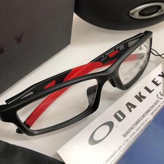 Oakley - オークリー クロスリンク 8118-0456 メガネ 眼鏡 新品 OAKLEY