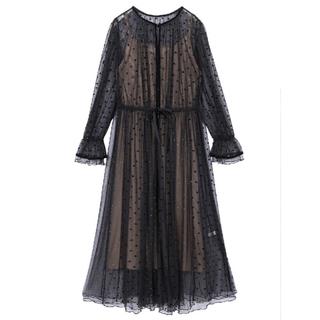 Ameri VINTAGE - MANY WAY DOT DRESS