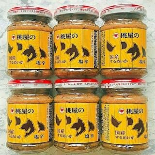 桃屋 いか塩辛(缶詰/瓶詰)