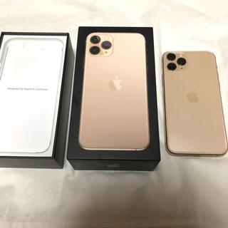 Apple - iPhone 11 Pro ゴールド 64 GB au