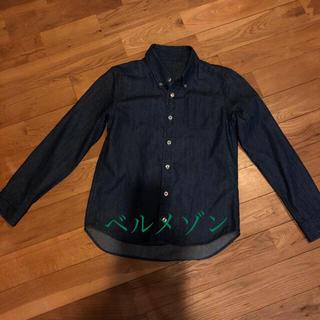 ベルメゾン(ベルメゾン)の150サイズ☆ダンガリーシャツ(ブラウス)