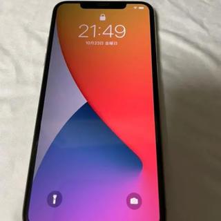 アップル(Apple)のiPhone 11 Pro Max ゴールド 512 GB SIMフリー(スマートフォン本体)