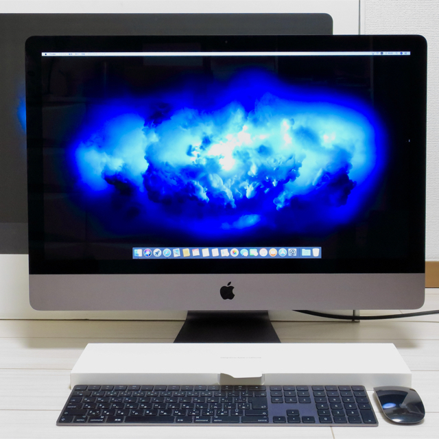 Apple(アップル)のApple iMacPro MQ2YJ/A  スマホ/家電/カメラのPC/タブレット(デスクトップ型PC)の商品写真