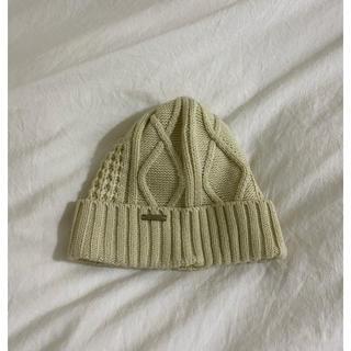 ディーゼル(DIESEL)のDIESEL ニット帽子(ニット帽/ビーニー)
