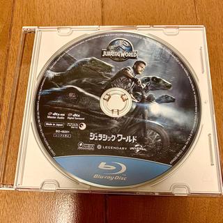 Blu-ray【ジュラシック・ワールド】未使用品!ブルーレイディスク
