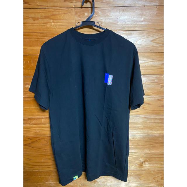 MAISON KITSUNE'(メゾンキツネ)のader error kitsune  Tetrisロゴtee メンズのトップス(Tシャツ/カットソー(半袖/袖なし))の商品写真