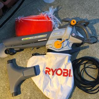 リョービ(RYOBI)のリョービ(RYOBI)ブロワバキューム RESV-1010 697201A(工具/メンテナンス)