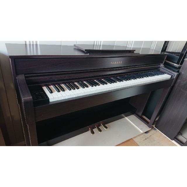 送料込み YAMAHA 電子ピアノ  CLP-535R 2016年製 美品 楽器の鍵盤楽器(電子ピアノ)の商品写真