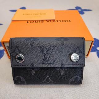 LOUIS VUITTON - ♬国内即発&送料無料♬ 限定 セール♬ルイヴィトン、折り財布♥小銭入れ 超美品