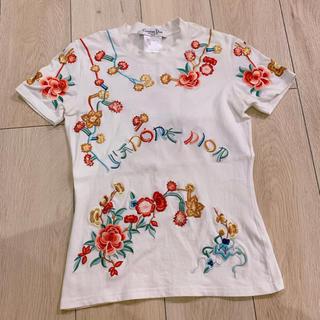 ディオール(Dior)のディオール DIOR   ヴィンテージ Tシャツ(Tシャツ(半袖/袖なし))
