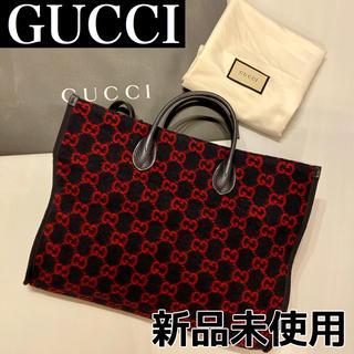 Gucci - ⭐️完売品⭐️【GUCCI】グッチ ウール トート バック2way バッグ