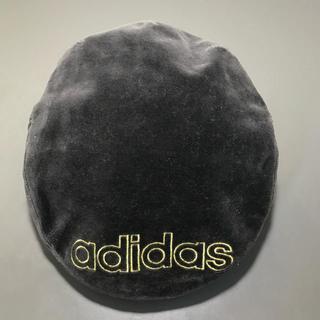 adidas - adidas casquette black×gold