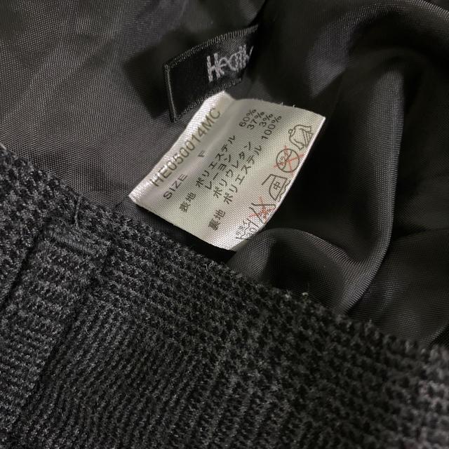heather(ヘザー)の★土日限定セール★ ヘザー チェック ズボン レディースのパンツ(カジュアルパンツ)の商品写真