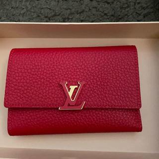 ルイヴィトン(LOUIS VUITTON)の新品 ルイヴィトン 財布(財布)