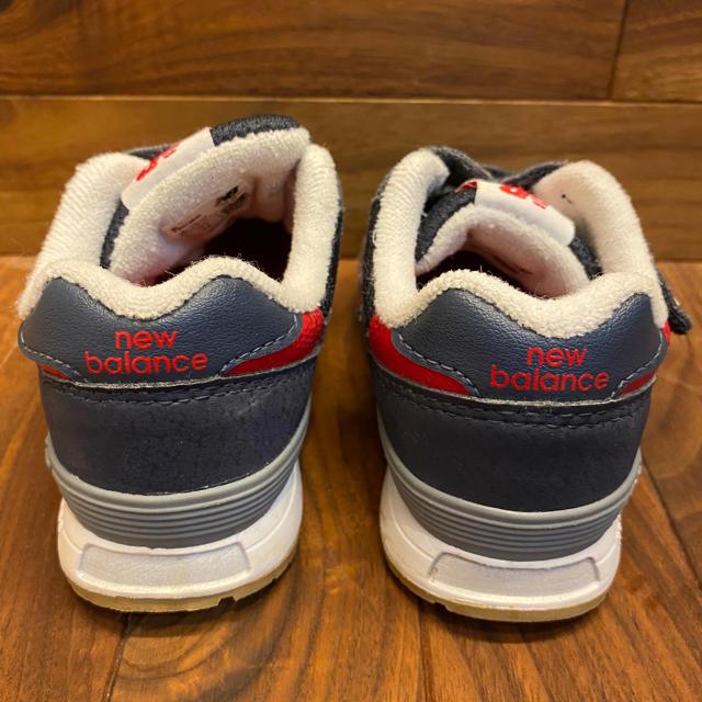 New Balance(ニューバランス)のDITK様専用 ニューバランス キッズシューズ キッズ/ベビー/マタニティのベビー靴/シューズ(~14cm)(スニーカー)の商品写真
