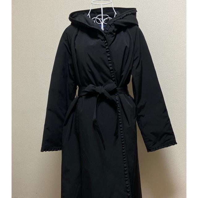 M'S GRACY(エムズグレイシー)のご売約済み♡エムズグレイシー ♡フェミニンダウンコート 42 レディースのジャケット/アウター(ダウンコート)の商品写真