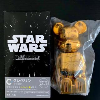クレベリン×ベアブリック スターウォーズ⋆C-3PO(キャラクターグッズ)