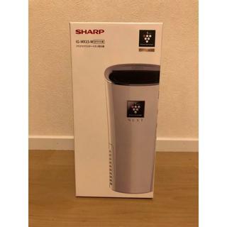 SHARP - SHARP 車載用 プラズマクラスター IG-MX15-w