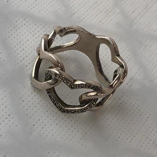 ❤️決算セール❤️PINK リング 指輪 アクセサリー レディース  シルバー(リング(指輪))
