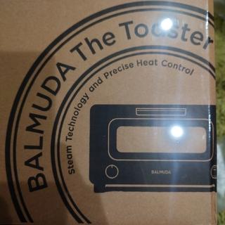 BALMUDA - 【新製品】新品未使用 バルミューダ トースター K05A-BK