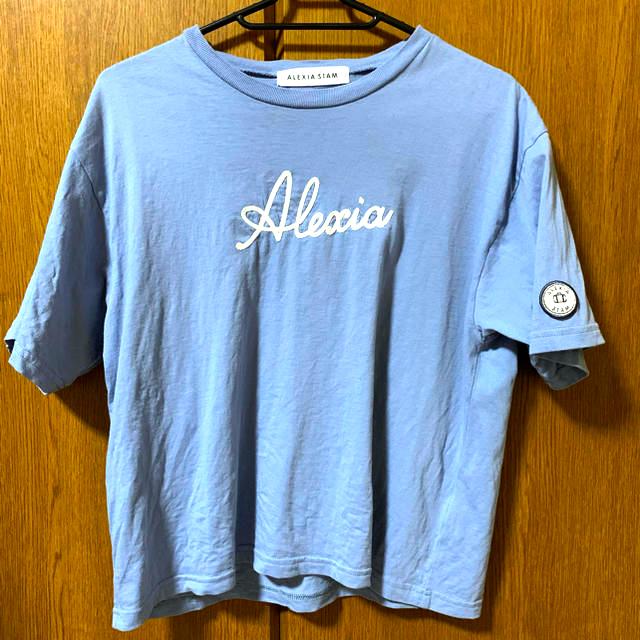 ALEXIA STAM(アリシアスタン)のアリシアスタン popup名古屋限定 Tシャツ レディースのトップス(Tシャツ(半袖/袖なし))の商品写真