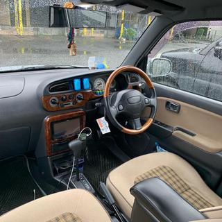 ダイハツ - ミラジーノ l700  車検付き 内装綺麗