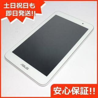 エイスース(ASUS)の新品同様 MeMO Pad 7 ME176C ホワイト (タブレット)
