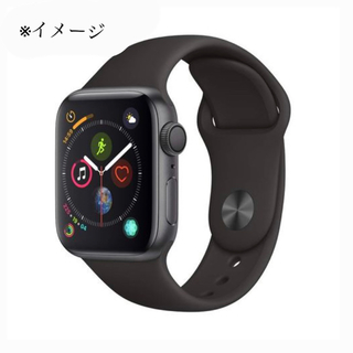 アップルウォッチ(Apple Watch)のアップルウォッチ4美品!!APPLE WATCH4 (腕時計(デジタル))