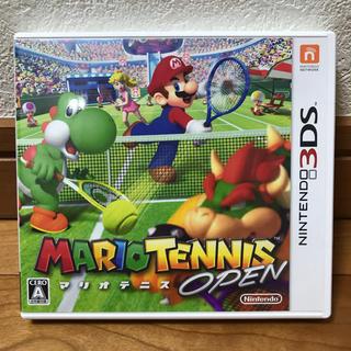 ニンテンドー3DS - マリオテニス オープン 3DS