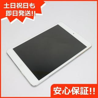 アップル(Apple)の超美品 iPad mini Wi-Fi16GB ホワイト (タブレット)