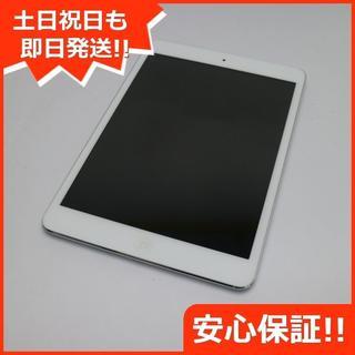 アップル(Apple)の美品 iPad mini Wi-Fi16GB ホワイト (タブレット)