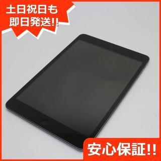 アップル(Apple)の美品 iPad mini Wi-Fi16GB ブラック (タブレット)