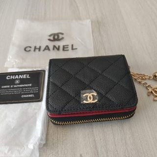 CHANEL - シャネル コイン カードケース  ノベルティ 財布 新品未使用