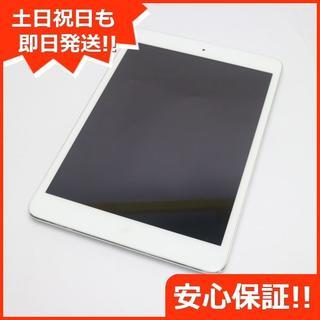 アップル(Apple)の良品中古 iPad mini Retina Wi-Fi 16GB シルバー (タブレット)