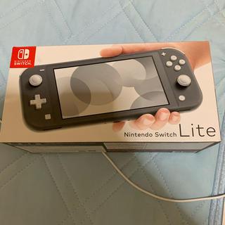 Nintendo Switch - 任天堂Switch ライト 本体