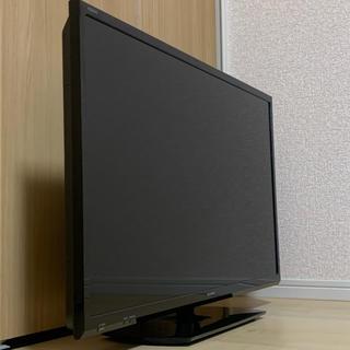 SHARP - 美品 SHARP 32インチ液晶TV 2015年製