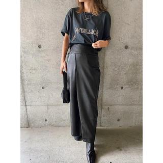 ZARA - C'LENA レザースカート
