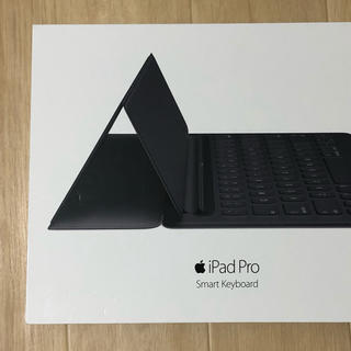 アップル(Apple)の美品★iPad Pro 12.9inch用 Smart Keyboard 箱付き(iPadケース)