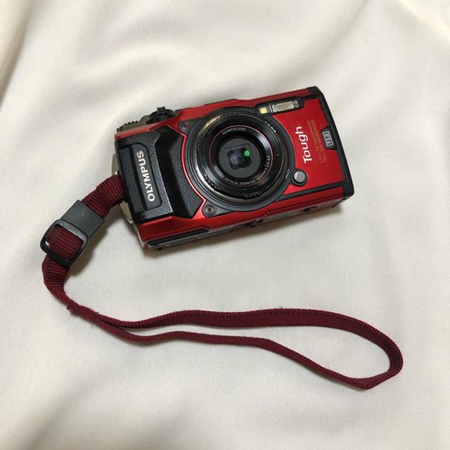 OLYMPUS(オリンパス)の【保証書付き】OLYMPUS Tough tg-5 スマホ/家電/カメラのカメラ(コンパクトデジタルカメラ)の商品写真