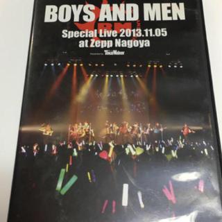 ボイメン BOYS AND MEN Zepp Nagoya Live DVD (アイドルグッズ)