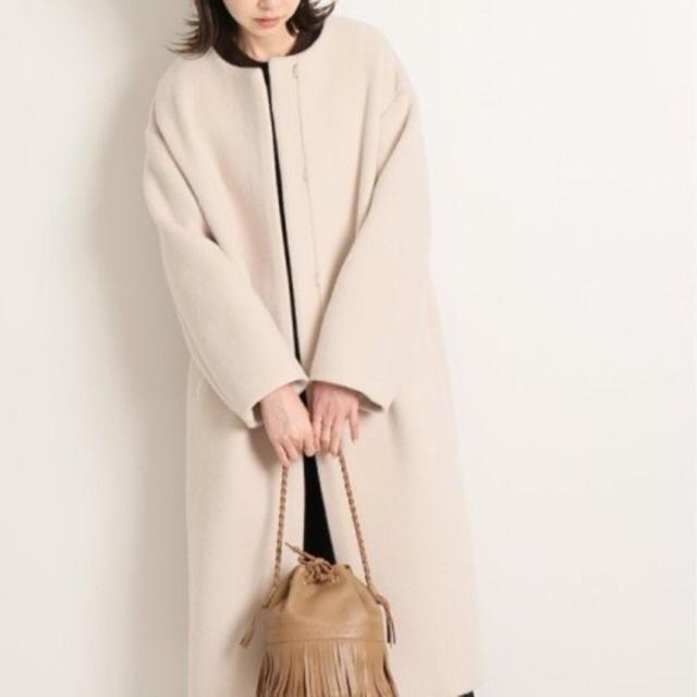 IENA(イエナ)のプラム様専用⭐︎11月28日までお取り置き レディースのジャケット/アウター(ロングコート)の商品写真