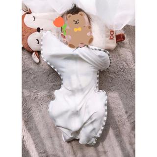 奇跡のおくるみ スワドルアップ 妊婦様 出産準備 秋冬 夜泣き対策 ホワイト M