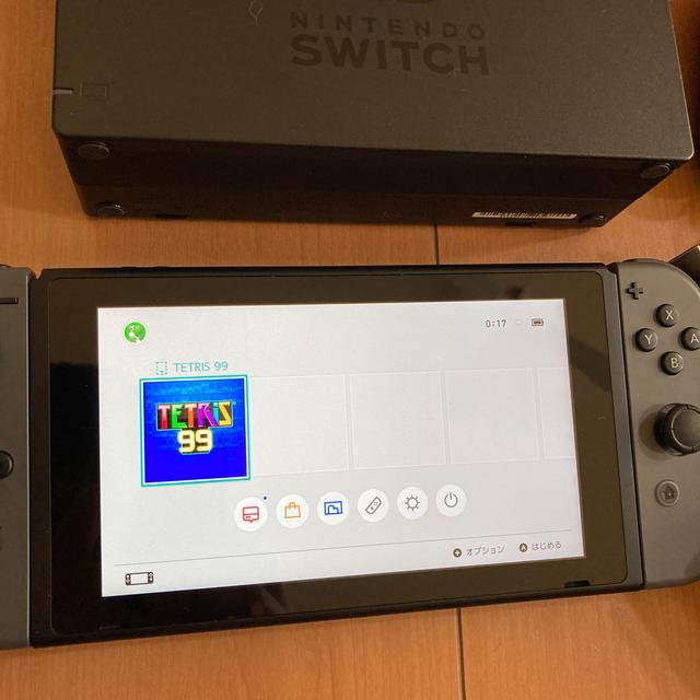 Nintendo Switch(ニンテンドースイッチ)の斎藤健太様専用スイッチJOY-CON(L) (R)中古品 動作確認済  エンタメ/ホビーのゲームソフト/ゲーム機本体(携帯用ゲーム機本体)の商品写真